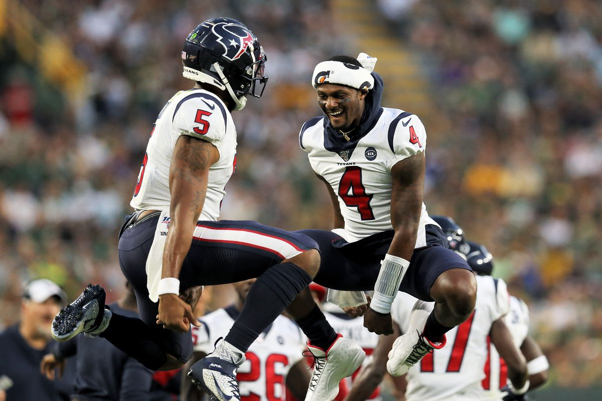 Houston Texans Final Score And Post Game Recap Packers 28 Texans 26 Battle Red Blog