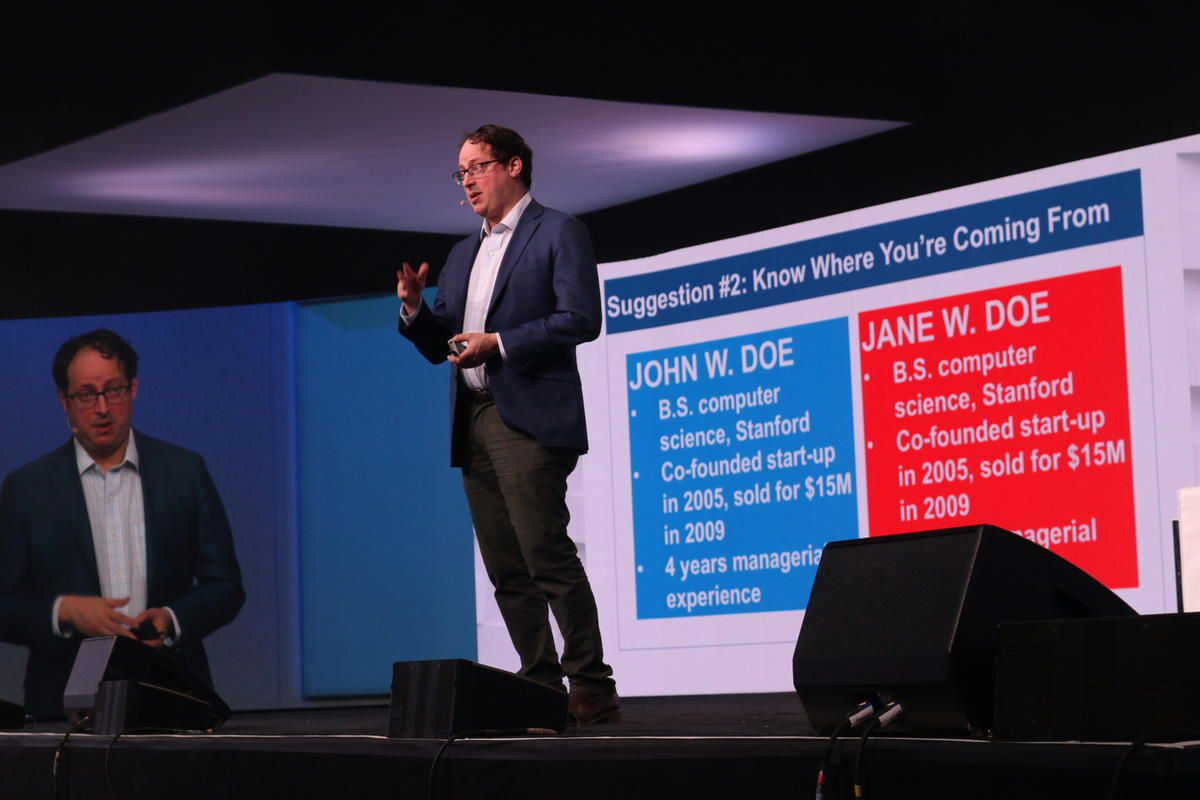 Nate Silver, the editor-in-chief of the data driven FiveThirtyEight, opened his speech at Thursday's Domopalooza by saying he found Utah fascinating.