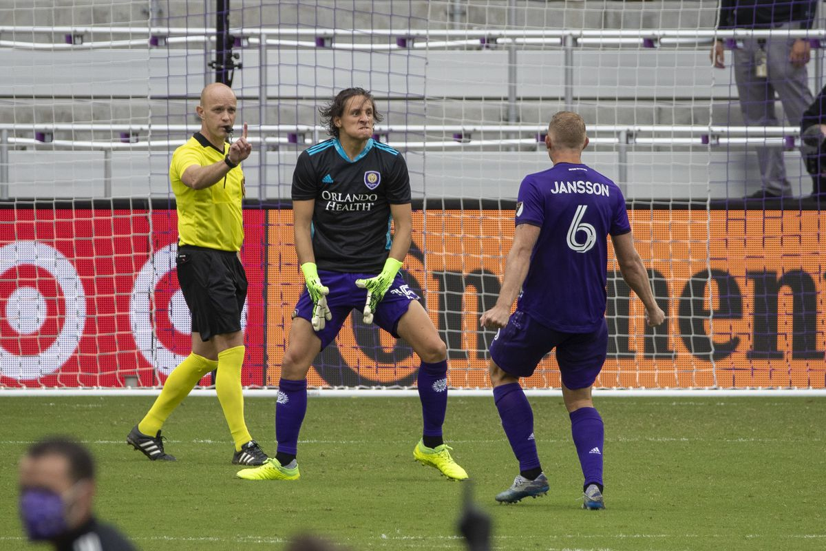 SOCCER: NOV 21 MLS Cup Playoffs Eastern Conference Round One - New York City FC at Orlando City SC
