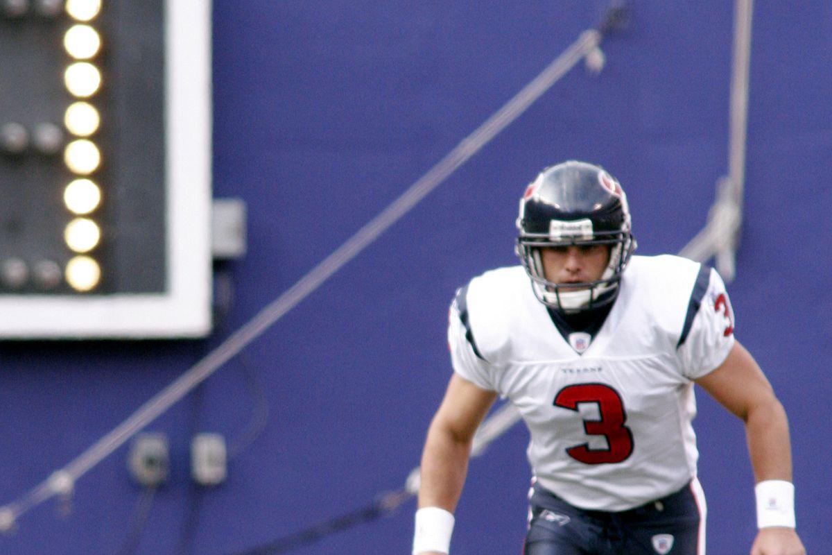 Houston Texans vs New York Giants - November 5, 2006