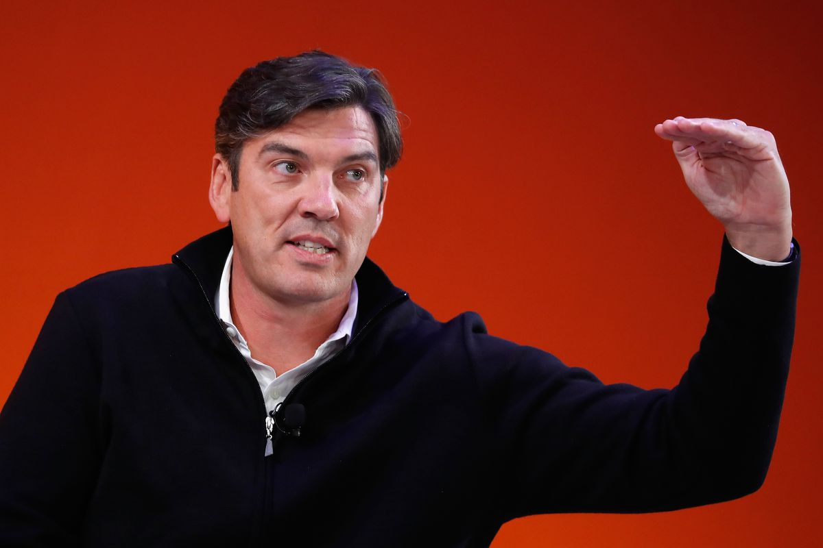 AOL CEO Tim Armstrong        John Lamparski  Getty Images for Advertising Week New York