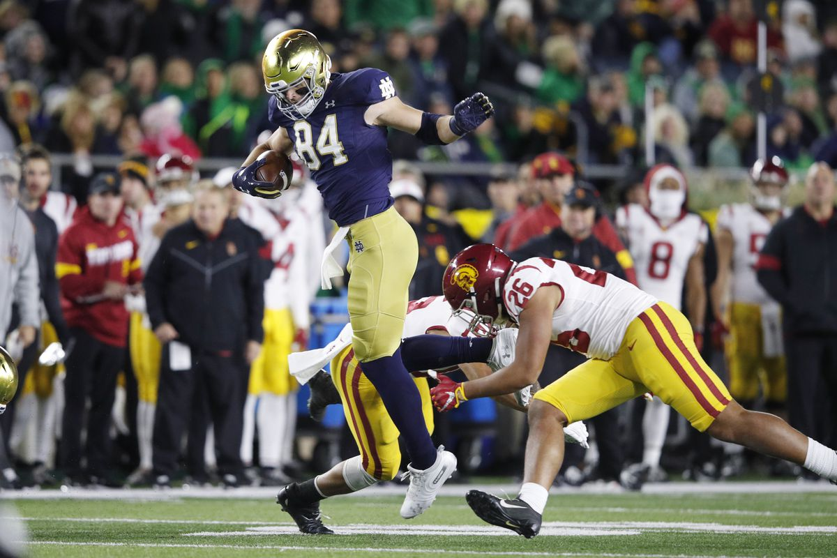 Notre Dame: A Deeper Statistical Look at the Irish Offense at Midseason