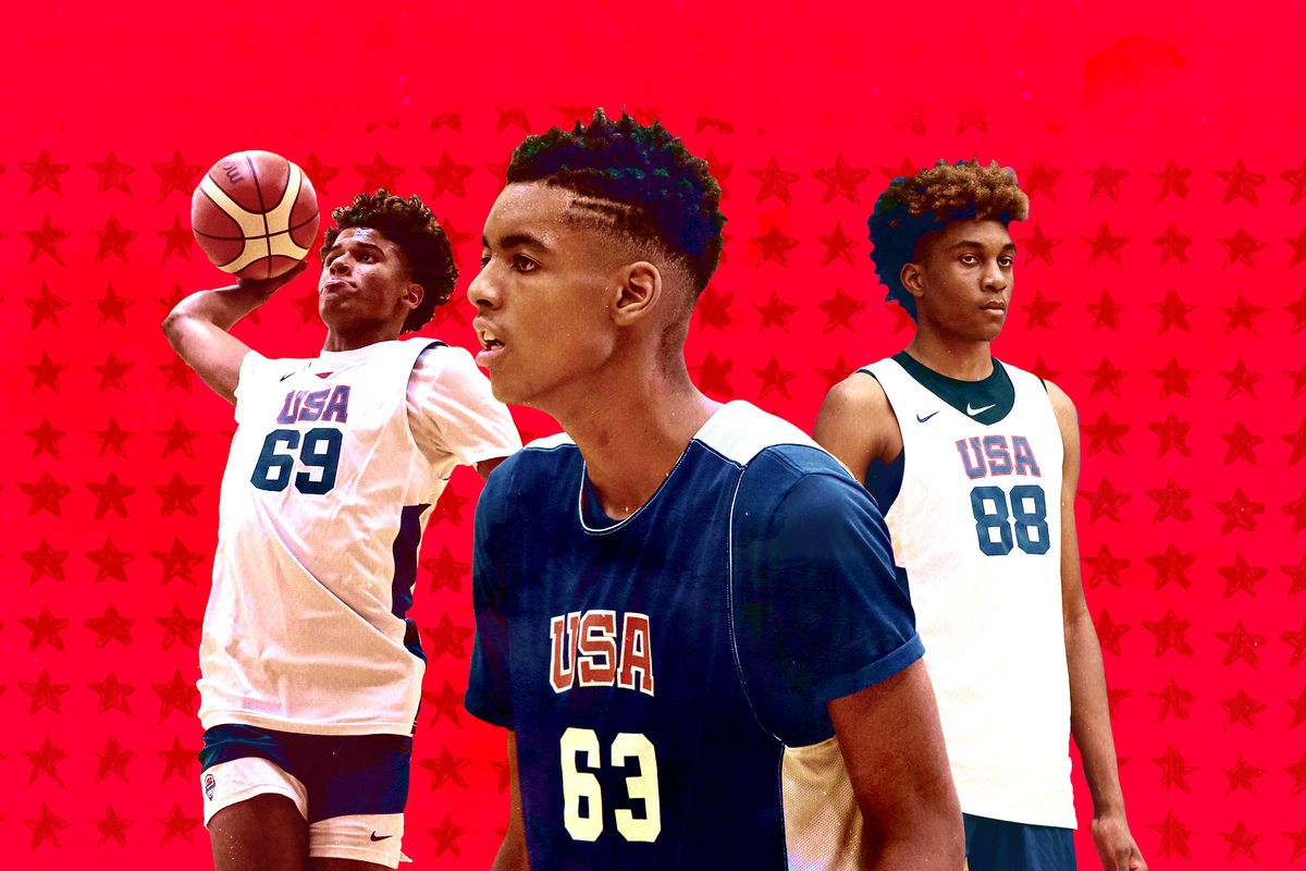 The 9 best NBA prospects in high school basketball today - SBNation com