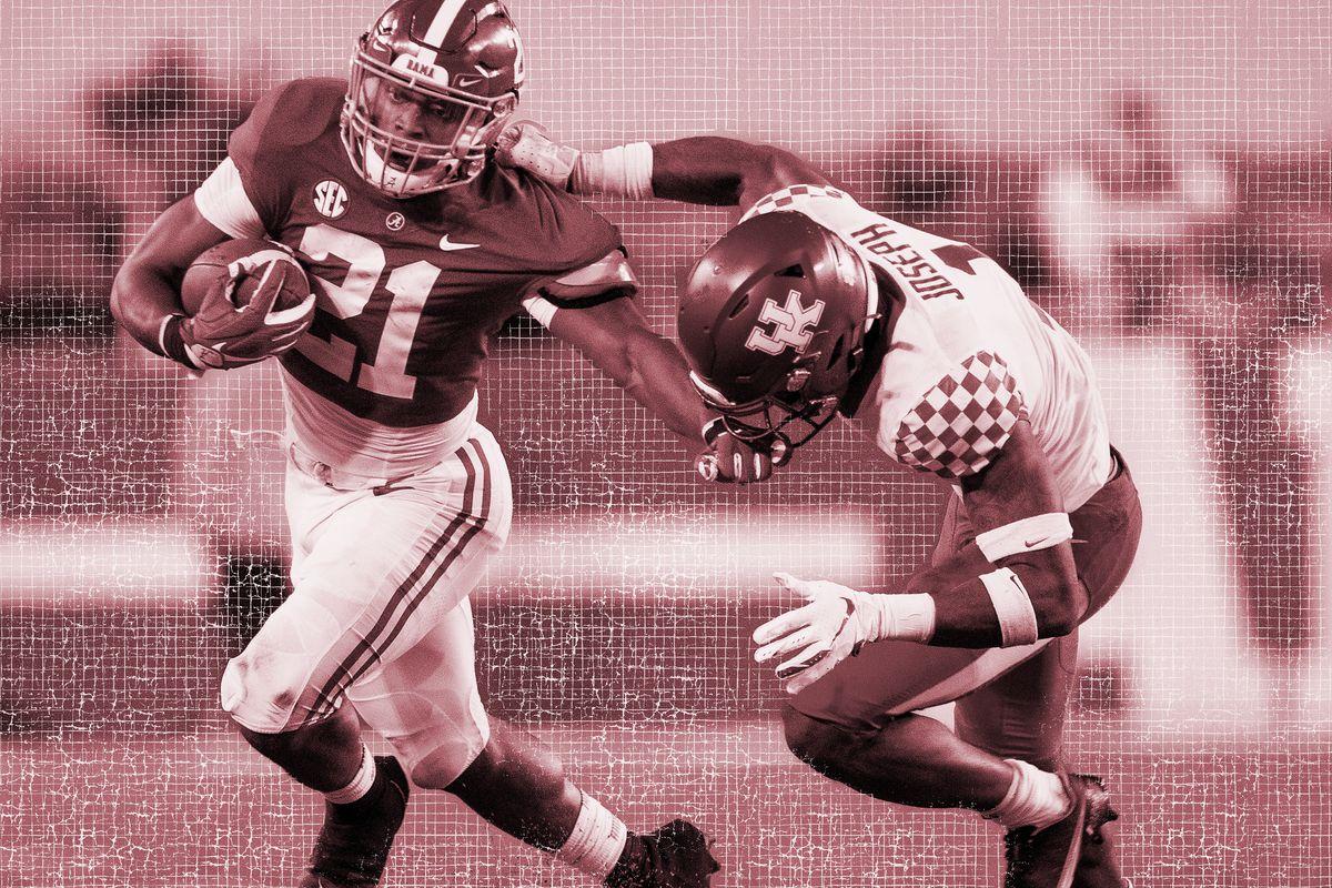 NCAA Football: Kentucky at Alabama