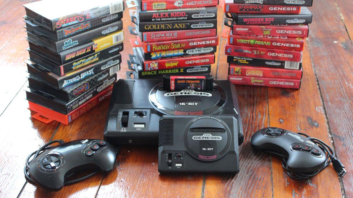 Sega Genesis Mini proves Sega is ready to take its legacy