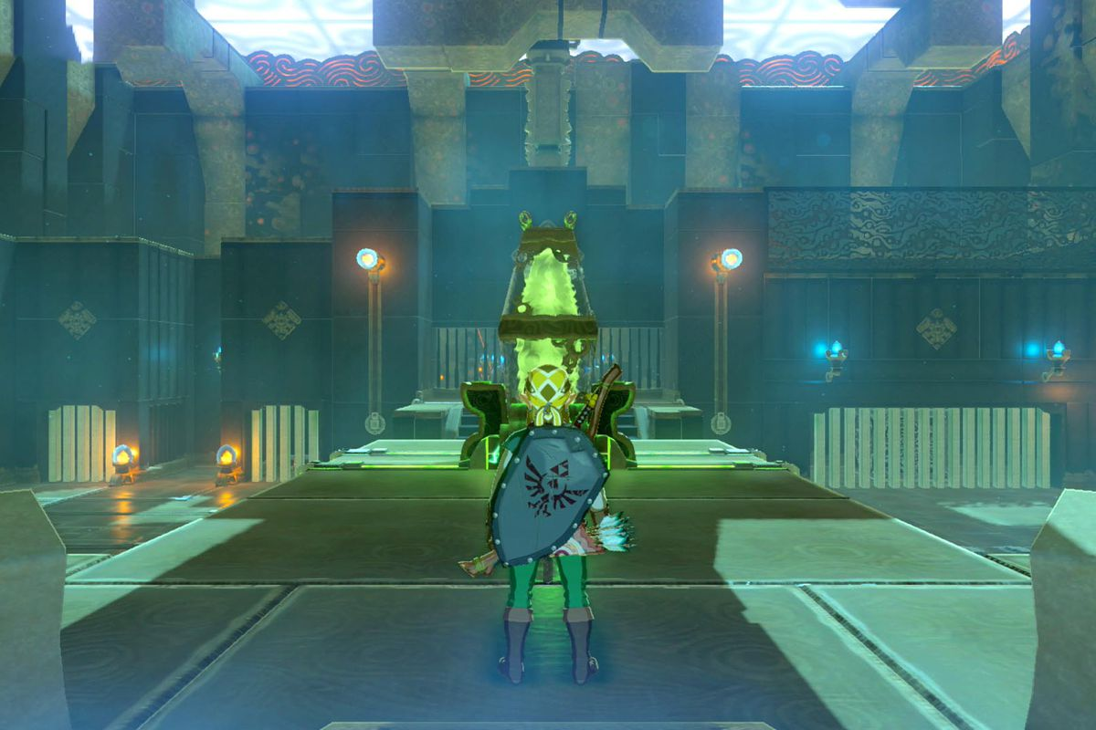 Breath of the wild guide daqo chisay shrine walkthrough and the legend of zelda breath of the wild is an enormous open world game on the nintendo switch and wii u this guide and walkthrough will show you everything jeuxipadfo Choice Image