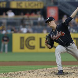 Max Fried, Braves starting pitcher on Saturday