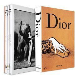 "<strong>Dior</strong> 3 Book Slipcase, <a href=""http://www.assouline.com/9781614280200.html"">$75</a> at Assouline"