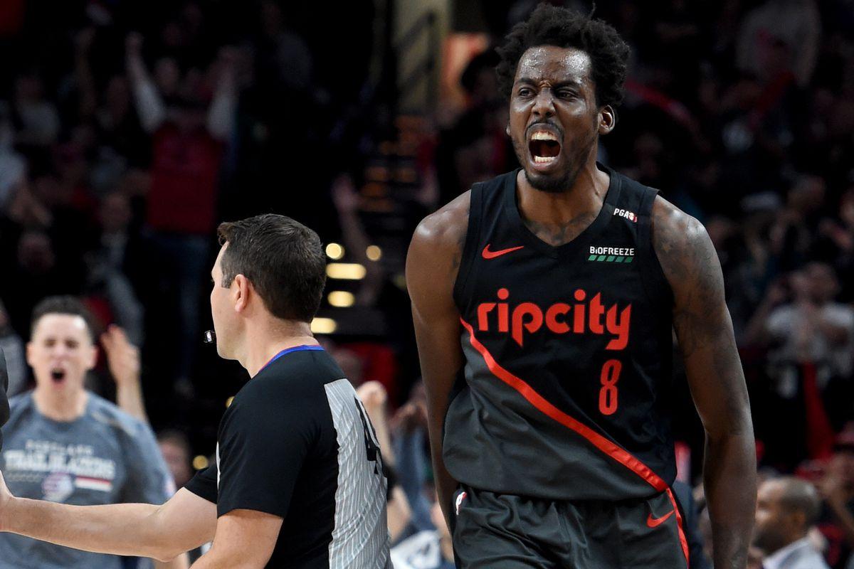 NBA: Boston Celtics at Portland Trail Blazers