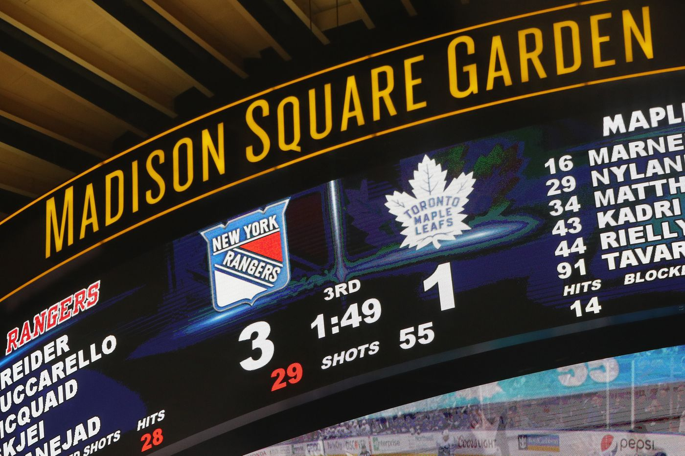 Madison Square Garden Calendar January 2020 New York Rangers Schedule: Team Announces Dates for 2019 20 NHL