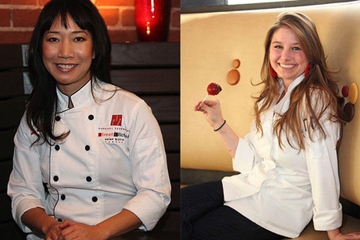 Mary Nguyen and Jessica Scott