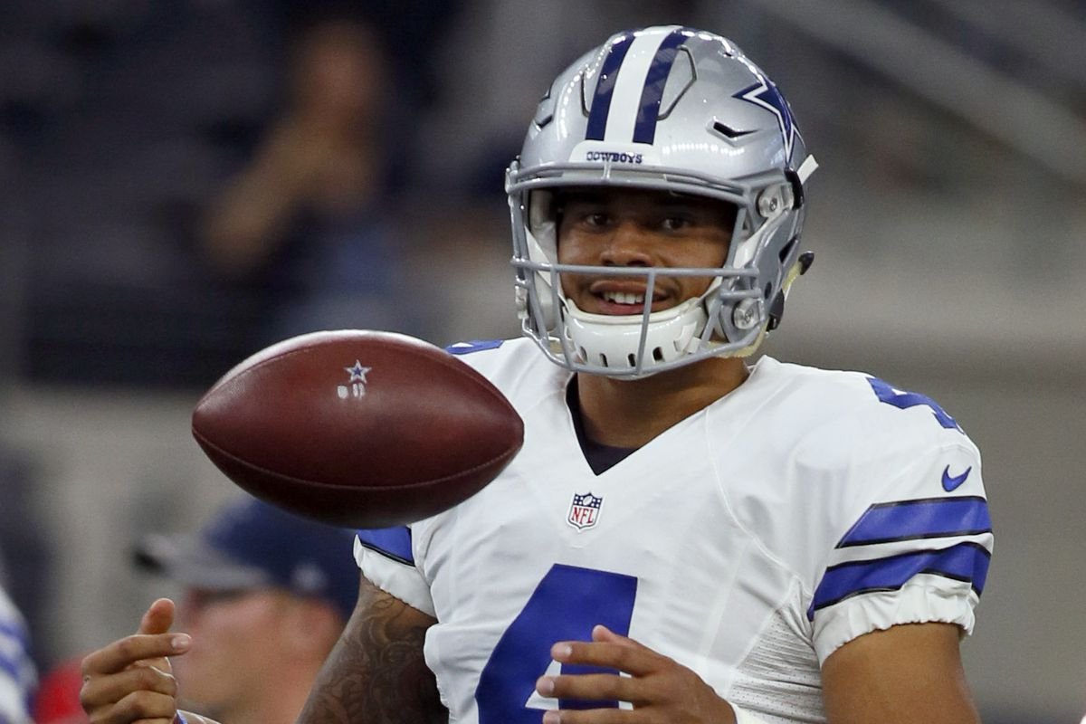 "Dallas Cowboys Roster >> Dallas Cowboys News & Notes: Dak Prescott Is A ""Winner"" But Who'll Be His Backup? - Blogging The ..."