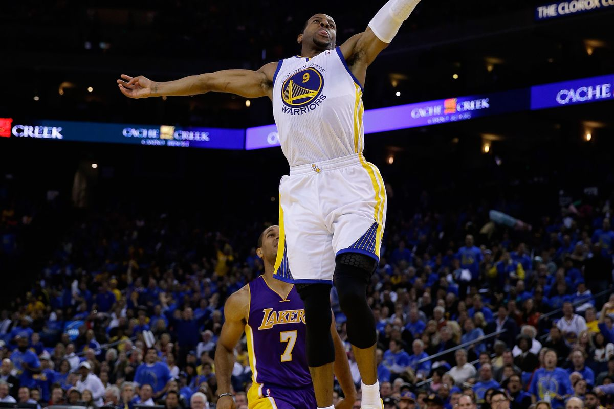 Andre Iguodala will be making his first appearance in Philadelphia in a Golden State Warriors uniform.