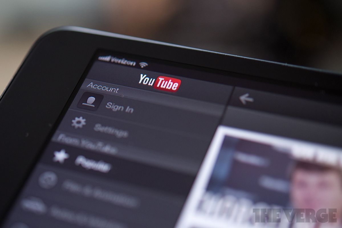 YouTube mobile app will push video to new LG, Sony, Panasonic TVs