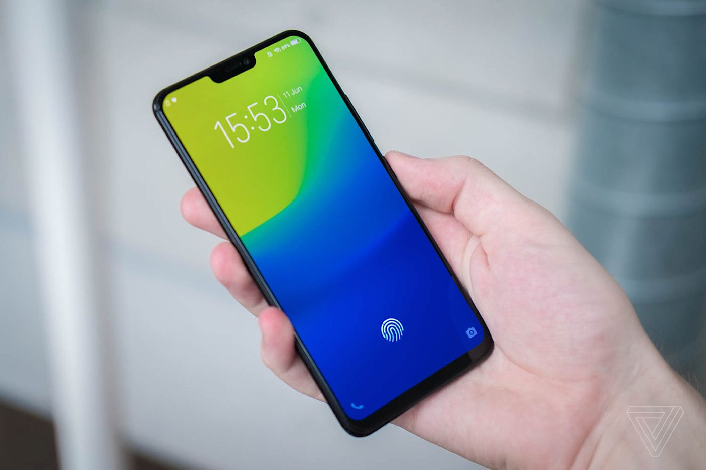 Vivo X21 in-display fingerprint sensor review: it really