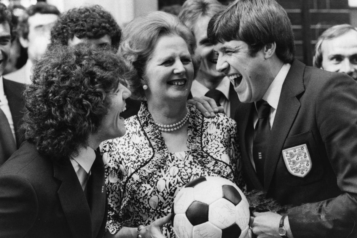 RIP Margaret Thatcher, British PM and controversial trailblazer.