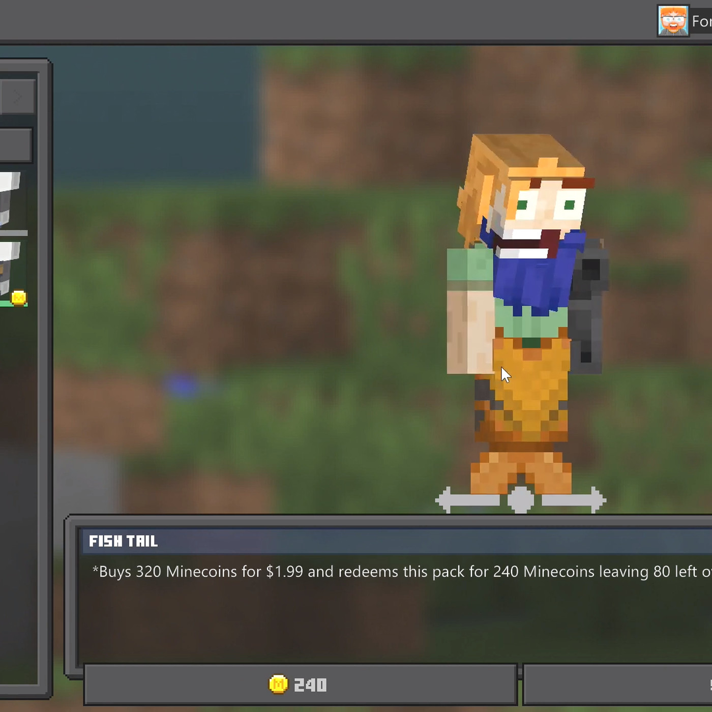 Minecraft has a built-in character creator now - Polygon