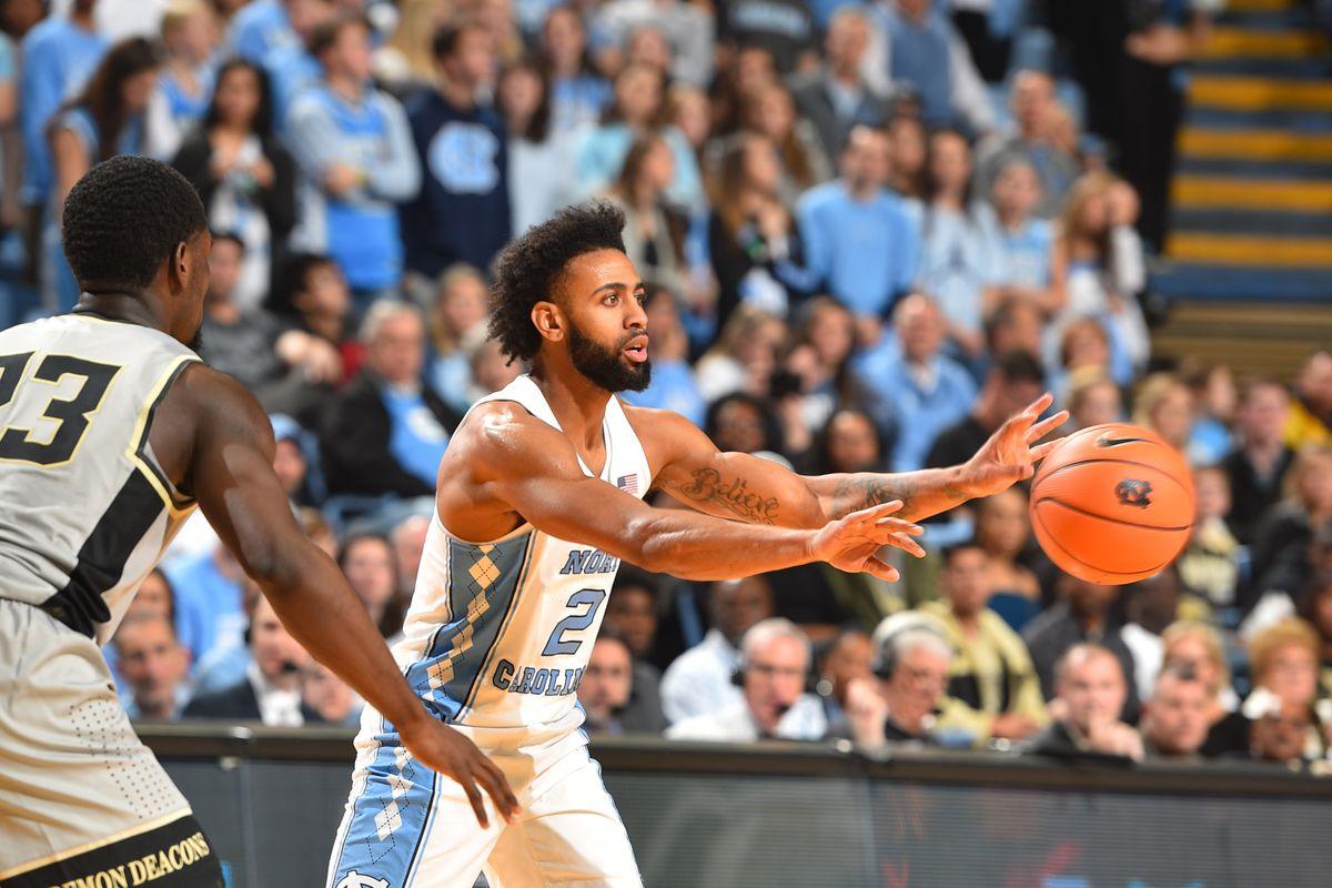 NCAA Basketball: Wake Forest at North Carolina