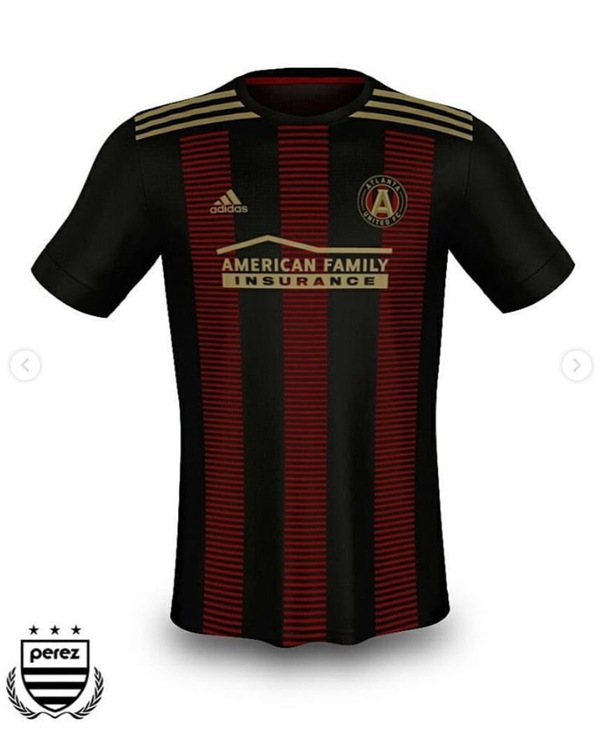 buy cheap c03dd 5f25a Five of the best Atlanta United home kit design concepts we ...