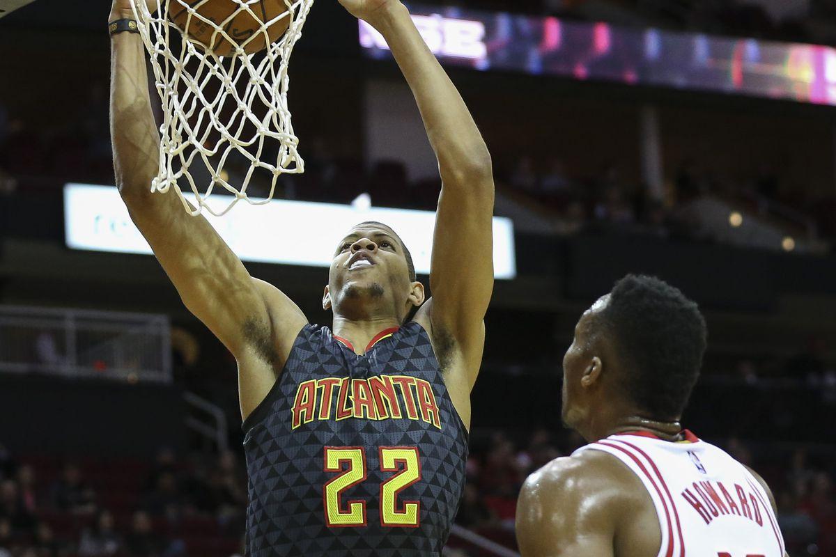 NBA: Atlanta Hawks at Houston Rockets