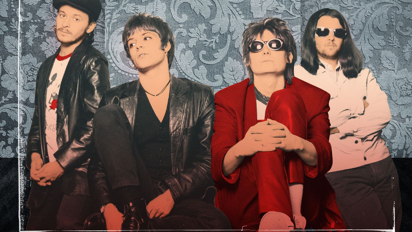 The Manic Street Preachers' 'The Holy Bible' Turns 25