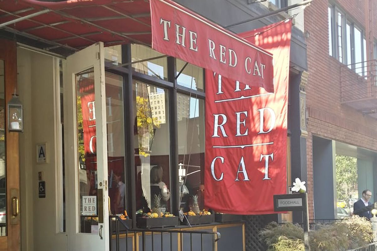 The Red Cat Photo Via Yelp Al P
