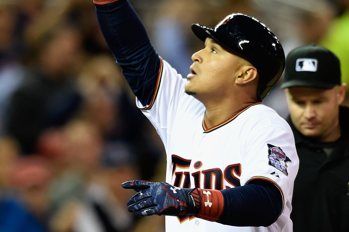 Things are looking up for Oswaldo Arcia