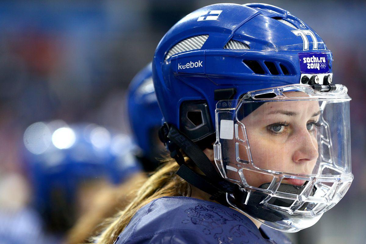 Ice Hockey - Winter Olympics Day 5 - Switzerland v Finland