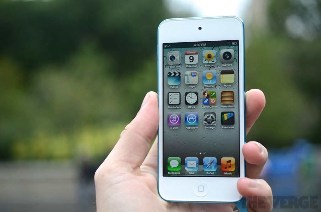 Apple iPod touch review (2012) - The Verge