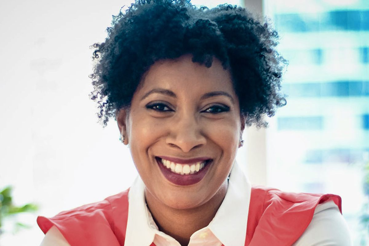 Kandace Thomas is the new executive director of First 8 Memphis.