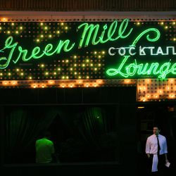 The Green Mill Cocktail Lounge in Uptown. | Sun-Times Archives