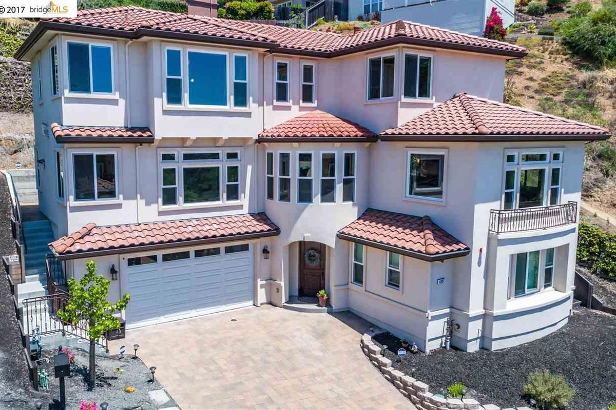 Neo Mediterranean style Oakland house asks 135 million Curbed SF