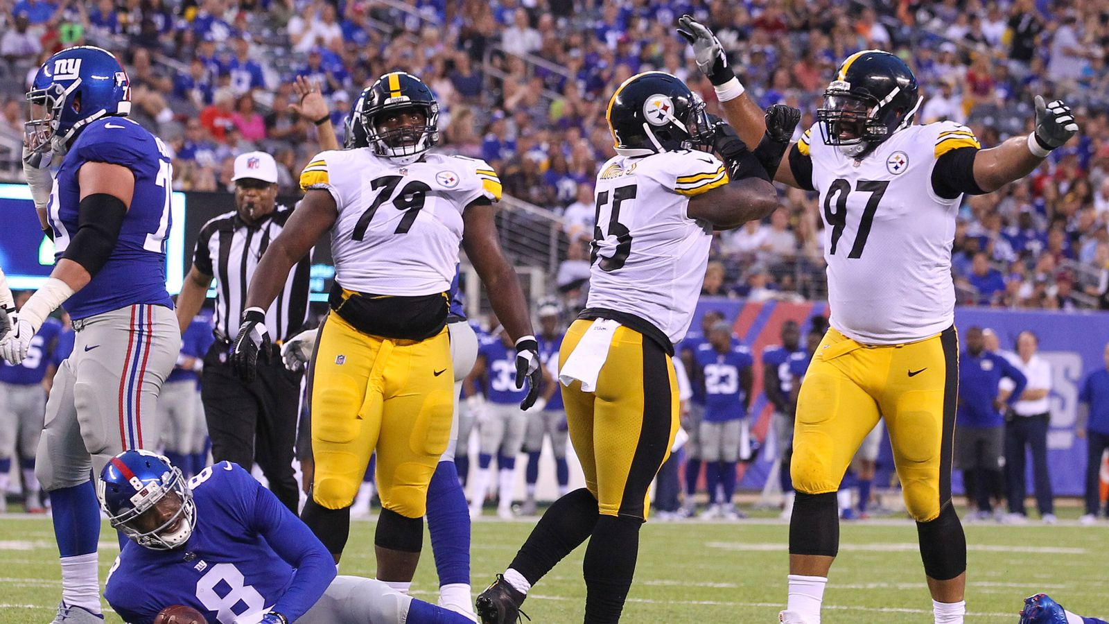 Steelers vs. Giants: 6 Winners and 3 Losers after Pittsburgh's win