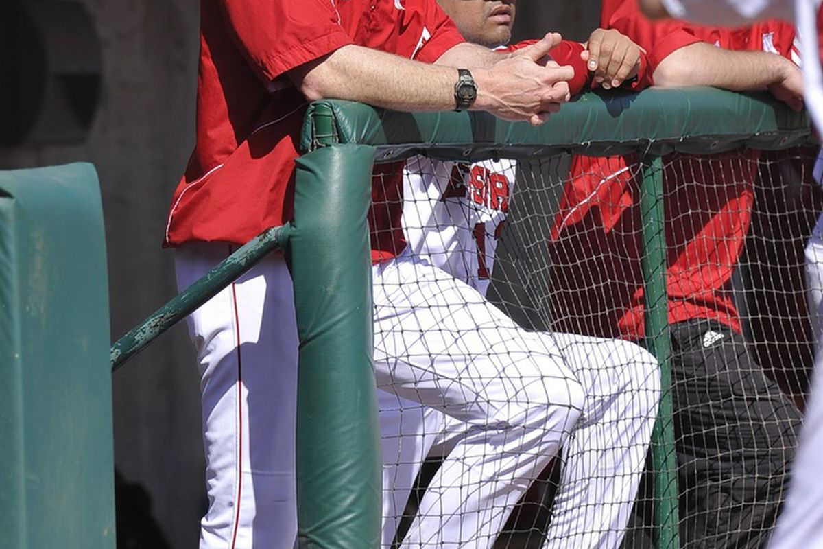 Coach Erstad has some work to do before Nebraska can be a consistent contender again.