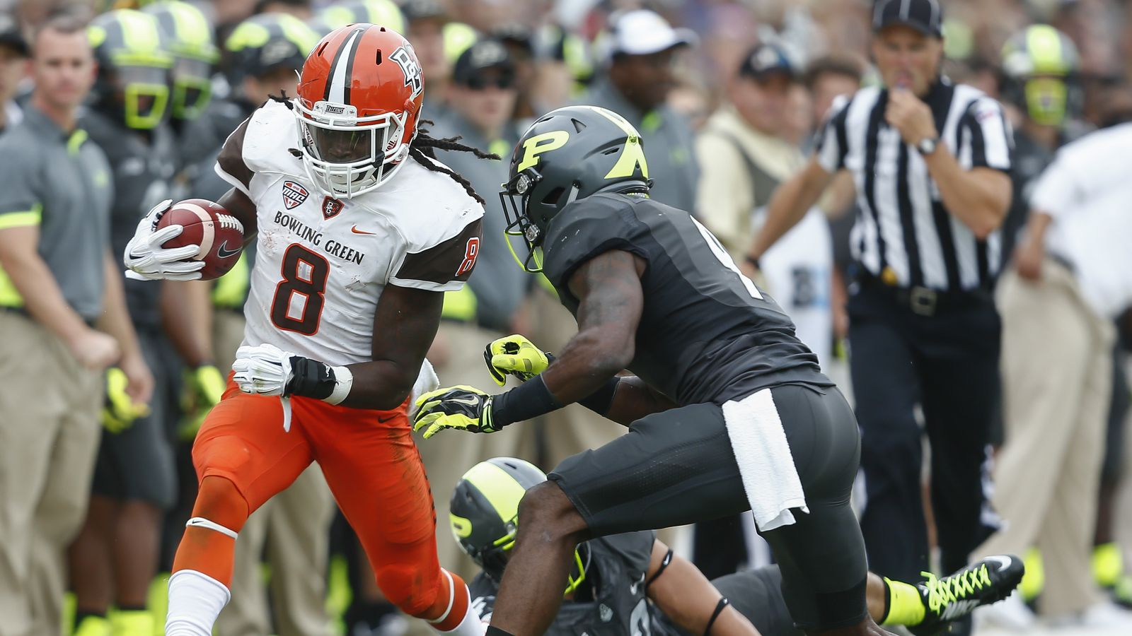 Ohio Bobcats vs. Bowling Green Falcons football preview ...