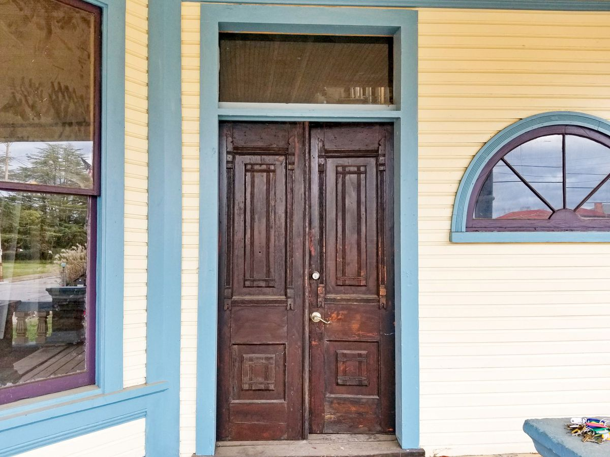 Spring 2021, Save TOH, exterior entry doors