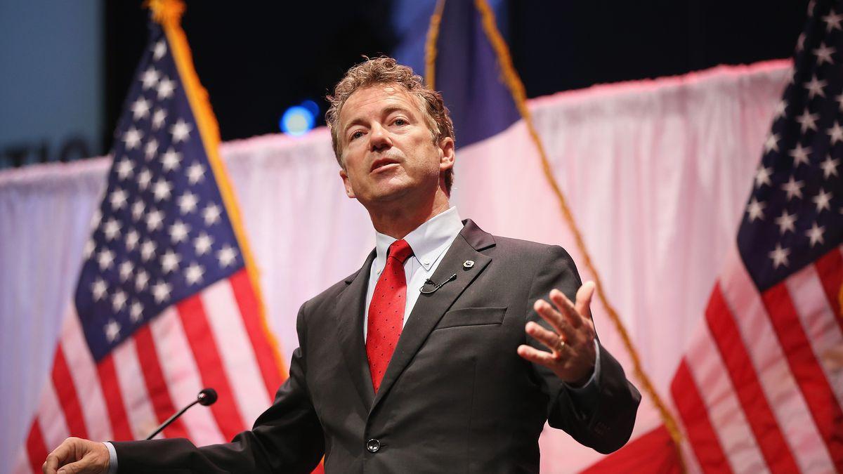 Senator Rand Paul (R-KY).