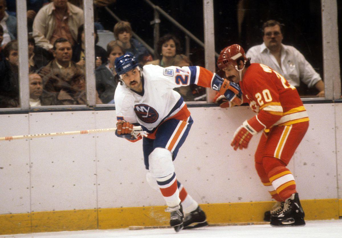 Atlanta Flames v New York Islanders