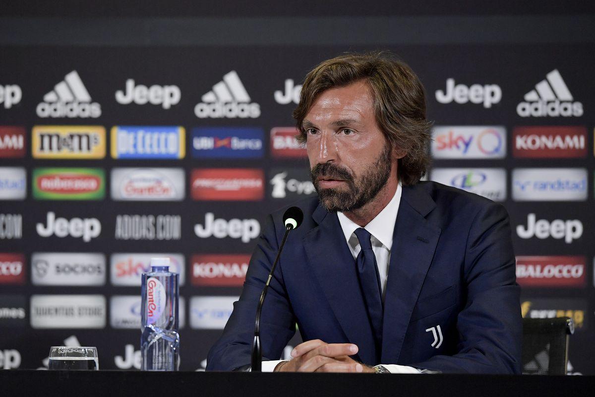 Juventus Unveils Andrea Pirlo As New U23 Team Coach