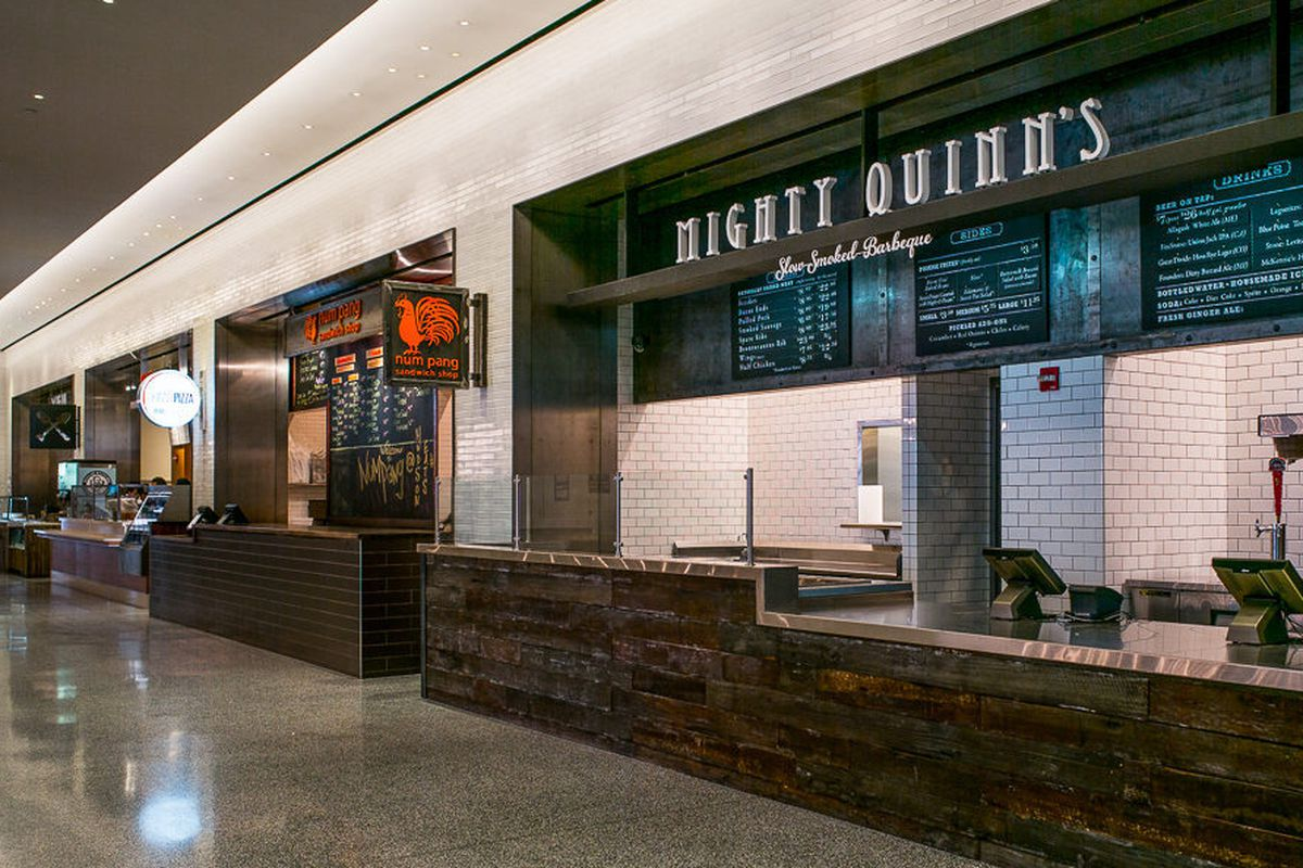 Hudson Eats Is Now Officially Open To The Public Eater Ny