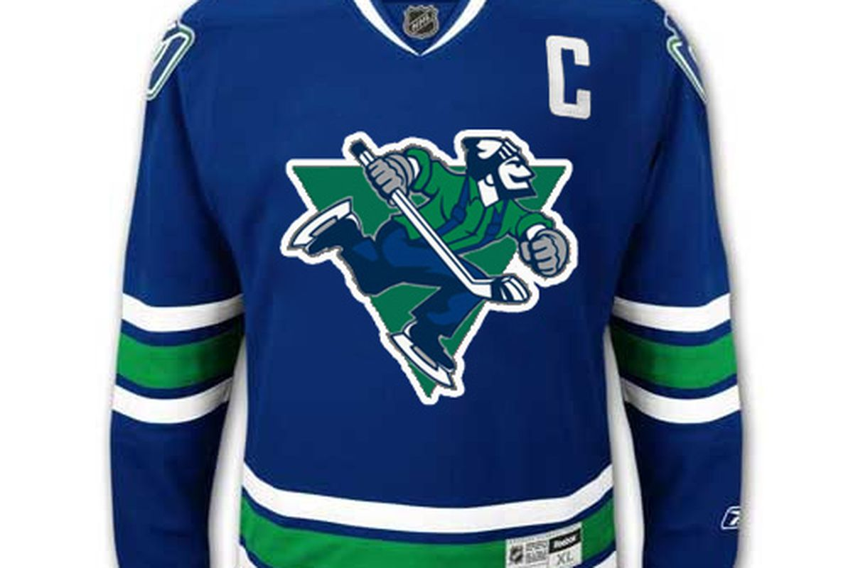 a0160898bbe Are The Canucks Changing Their Jerseys Again? - Nucks Misconduct