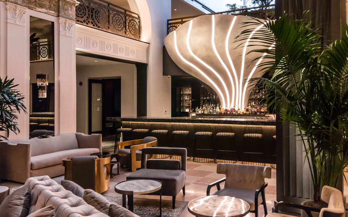 Photos Mayfair Hotel Opens In La S Westlake Neighborhood