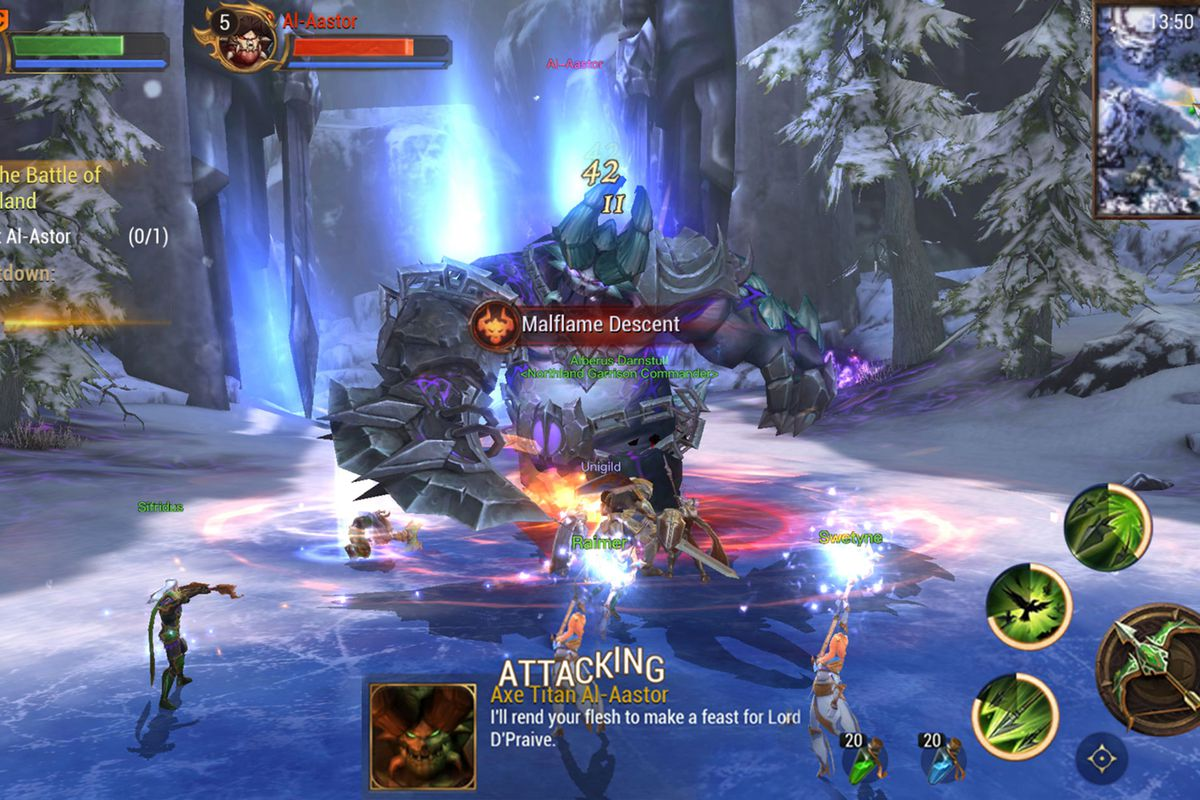 Diablo fans call Diablo: Immortal a reskin of a free-to-play