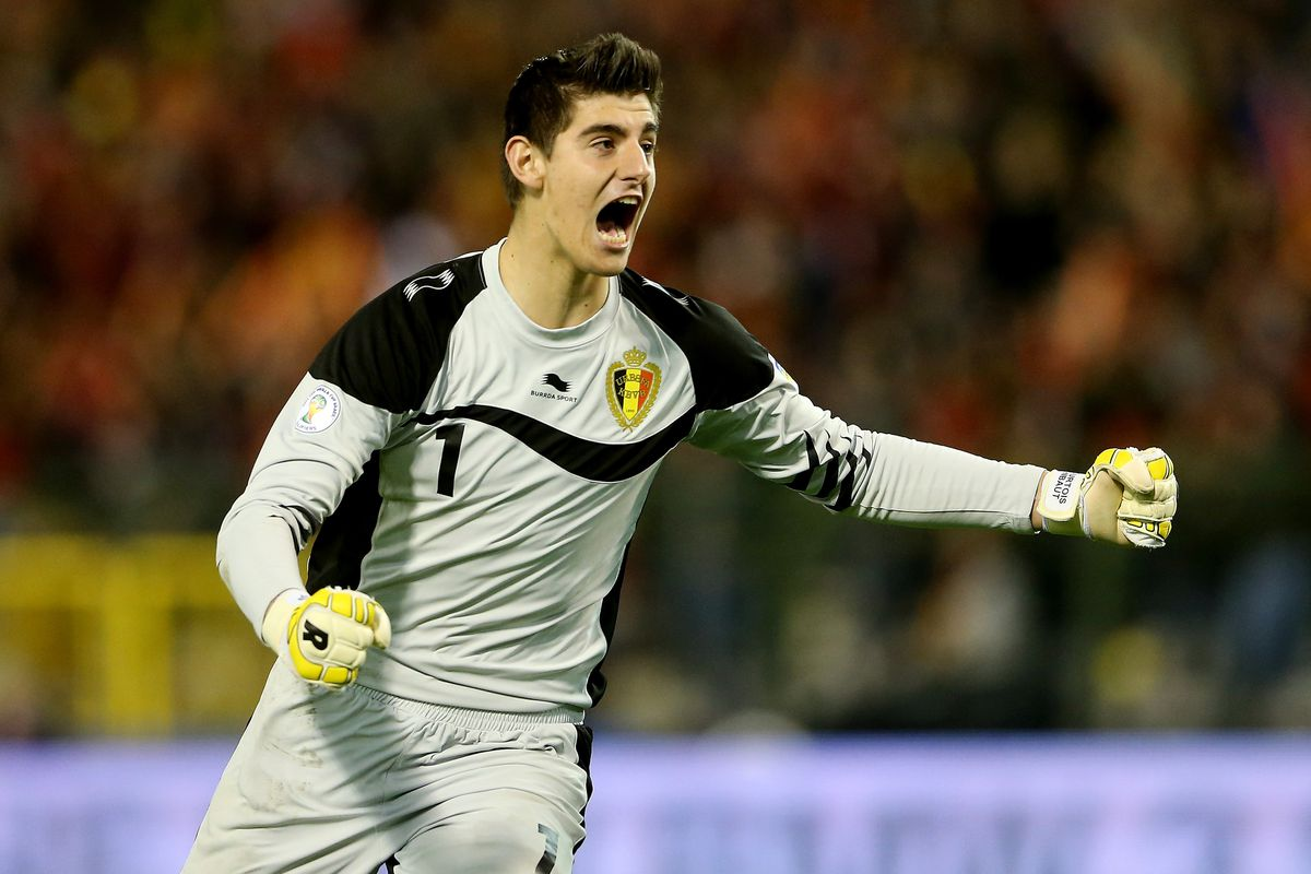 44a2e946bbf Chelsea s Thibaut Courtois to join Atletico Madrid on loan for a third time