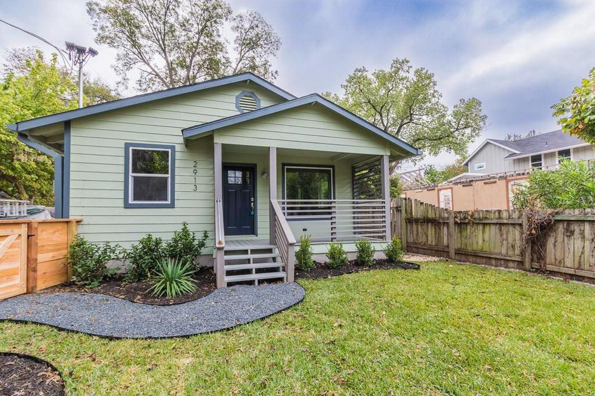 Small Home In East Austin Asks 399k Curbed Austin