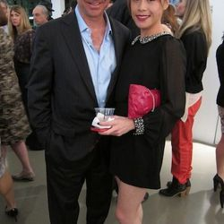Mimi Lam of Yazdani Studio and friend