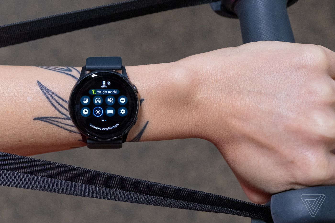 Samsung Galaxy Watch Active review: less fun but still a