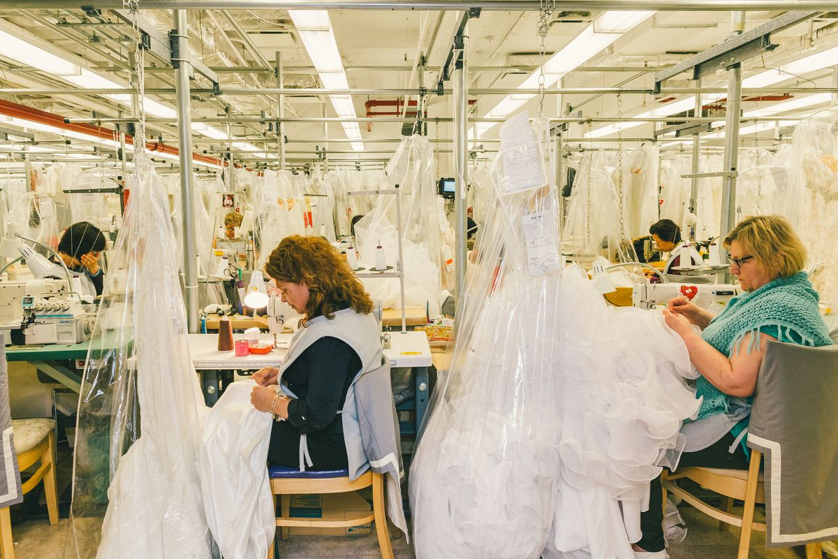 Because Each Dress Is Custom Made Modest Brides Cant See Exactly How A Gown Will Turn Out Until Its Already Purchased And Produced