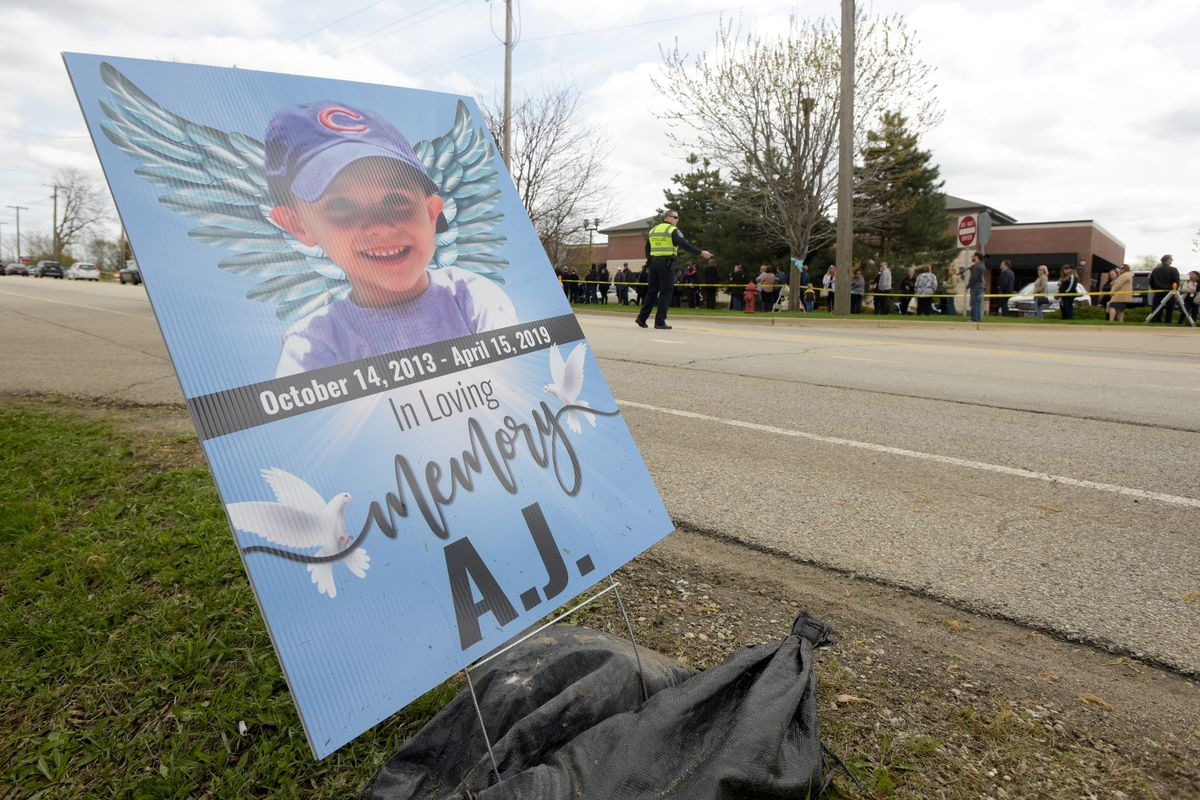 Aj Freund S Murder Joann Cunningham S Guilty Plea And The Future Of Dcfs Chicago Sun Times