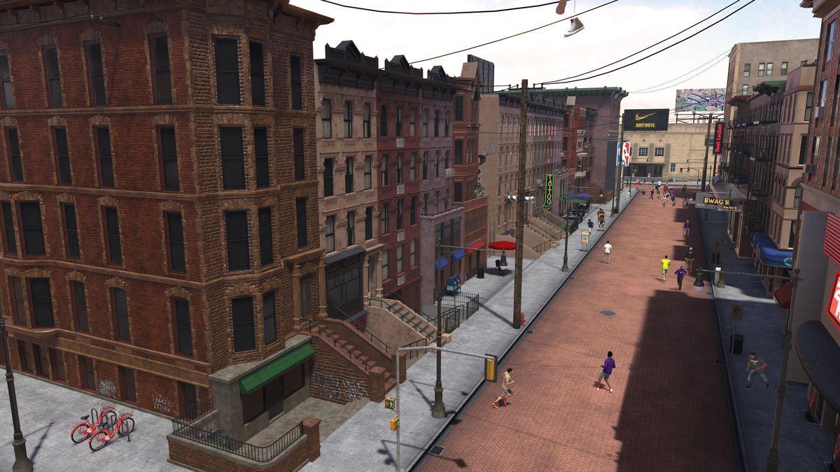 NBA 2K18 - The Neighborhood
